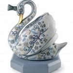 تحفة على شكل طاووس - 16598