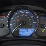 شكل طبلون و عدادات السرعة للسيارة تويوتا كورولا 2014