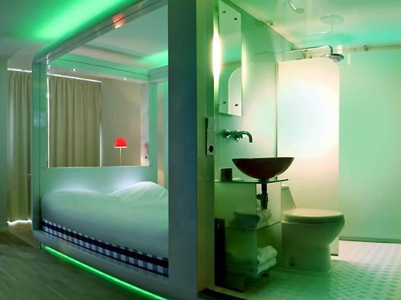 غرفة جميلة صغيرة للنوم