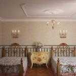 غرفة للأطفال بسريرين - 16279
