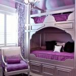 تصميم غرفة نوم أطفال فخمة بدورين - 19257