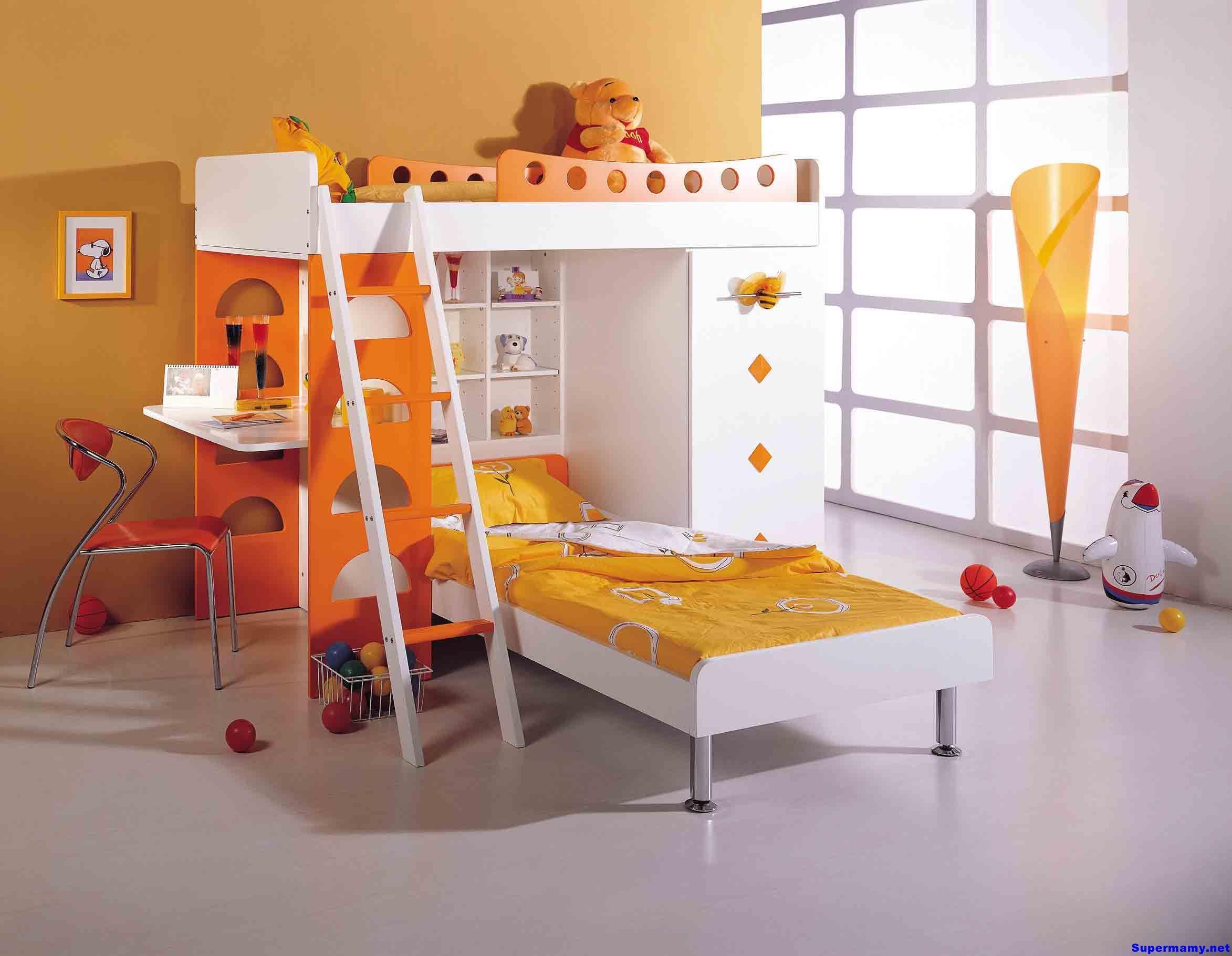 غرف نوم للأطفال بدورين المرسال