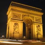 صور ومعلومات قوس النصر فى باريس