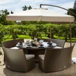 تصميم فخم لكراسي الحدائق