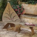 كرسي حديقة مودرن - 20460