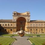 متاحف الفاتيكان من الخارج - 18986