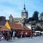 """المدينة الجوهرة """"سيغيشوارا"""" فى رومانيا"""