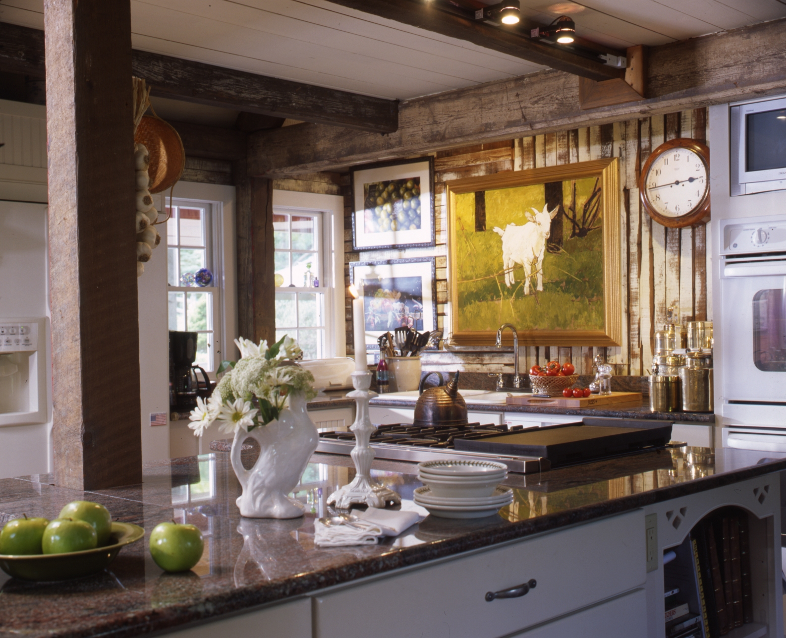 تصاميم مذهلة لـ مطابخ فرنسية جميلة | المرسال