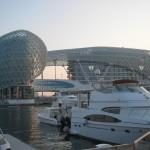 موقع متحف اللوفر في أبو ظبي