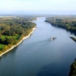 دلتا نهر الدانوب فى رومانيا
