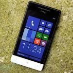 يعمل جوال اتش تي سي ويندوز فون 8 اس بنظام الويندوز فون 8