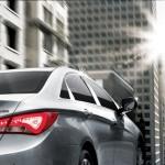 الاسطبات الخلفية للسيارة هيونداي سوناتا 2014