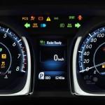 صورة للعددات السرعة للسيارة تويوتا افالون 2014
