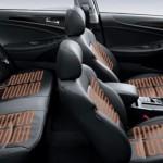 المقاعد الخلفية للسيارة هيونداي سوناتا 2014