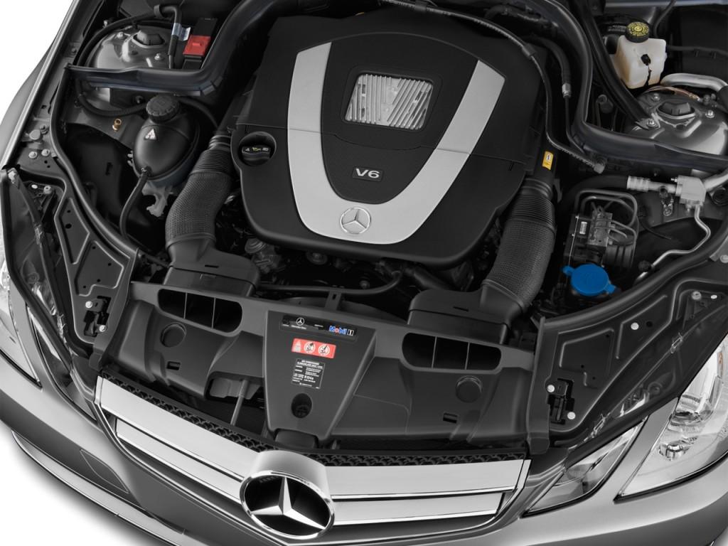 محرك السيارة مرسيدس e200 | المرسال