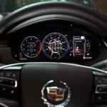 عجلة القيادة لكاديلاك اكس تي اس 2014 - 22858