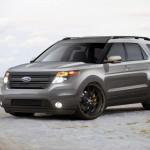 صور و اسعار فورد اكسبلورر 2014 Ford Explorer