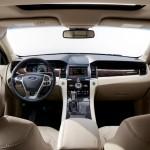 المقاعد الامامية للسيارة فورد تورس 2014