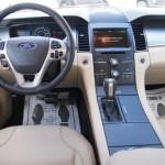 عجلة القيادة فورد تورس 2014
