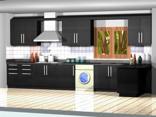 for Kitchen design pakistan
