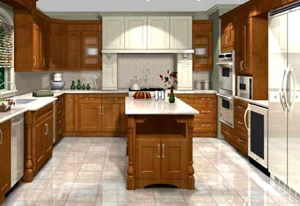 Easy Kitchen Design Planner Image