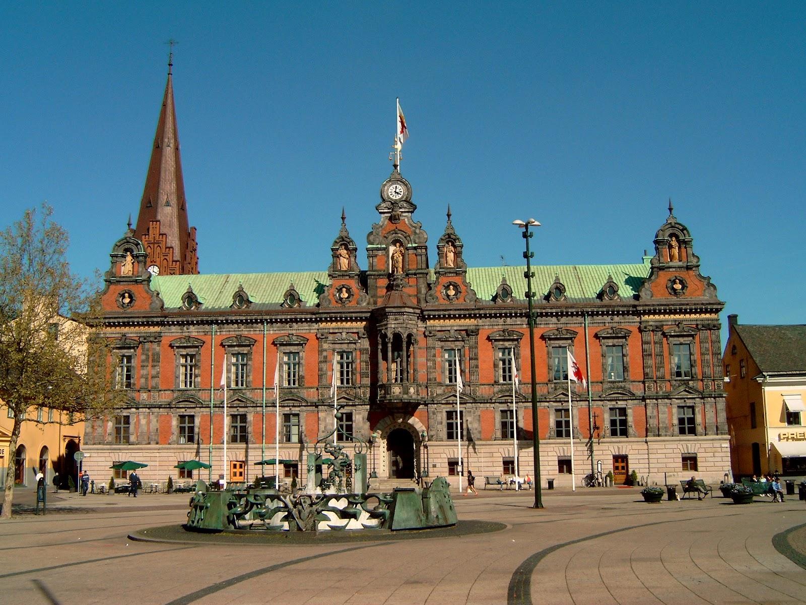 مالمو في السويد