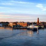 مدينة هلسنجبورج التاريخية في السويد