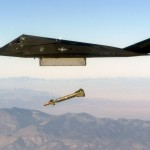طائرة من طراز An F-117