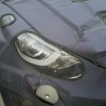 الانوار الامامية للسيارة هيونداي النترا 2014
