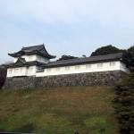 قصر طوكيو الإمبراطوري في اليابان