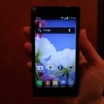 صور هاتف ال جي اوبتيموس ال 9 T-Mobile ونظام تشغيل اندرويد 4