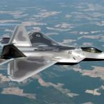 طائرة الشبح F-22