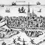 مالمو المدينة في 1580 - 23488
