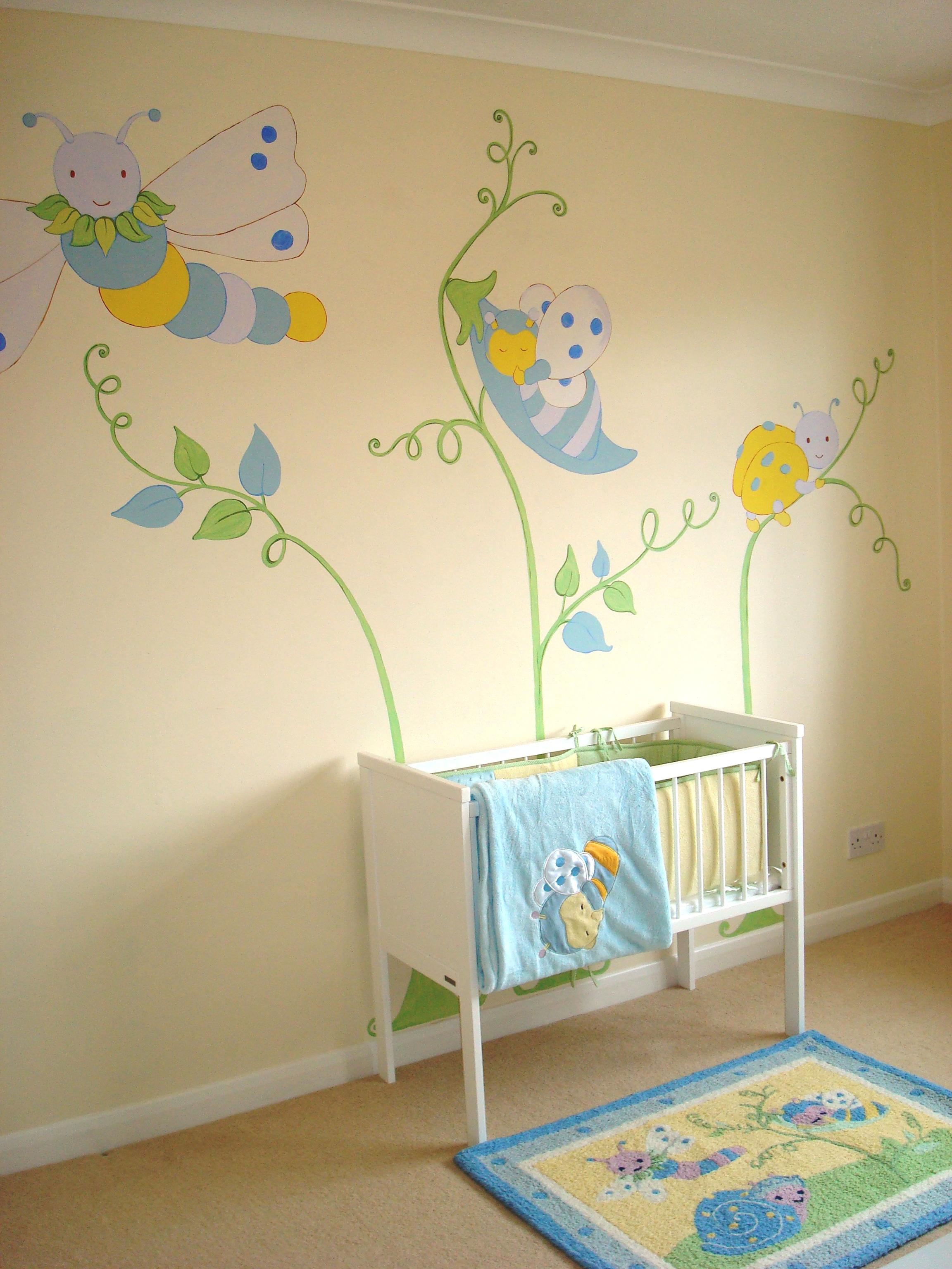 دهانات غرف اطفال | المرسال