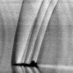صورة موجات صدمة T-38