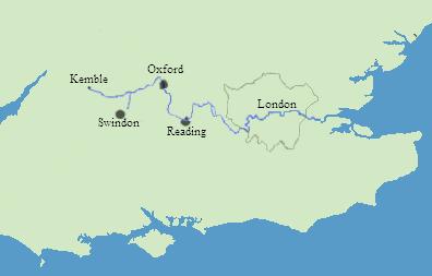 خريطة التايمز