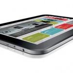 حجم شاشة مناسب مع تابلت توشيبا ايه تي AT300