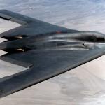 القوات الجوية الأمريكية B-2 سبيريت