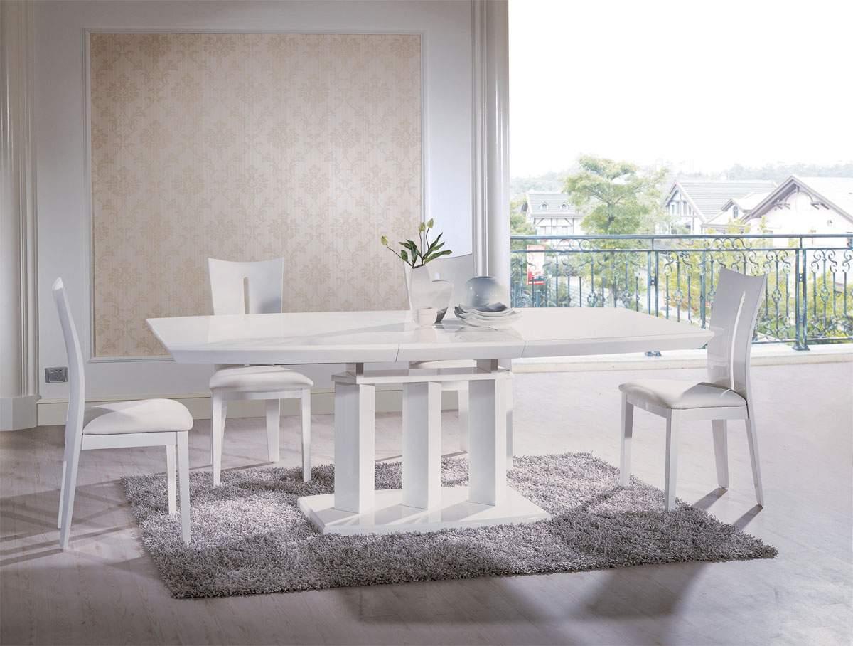 for Tavoli bianchi moderni
