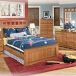 غرفة نوم خشب للأطفال - 21994