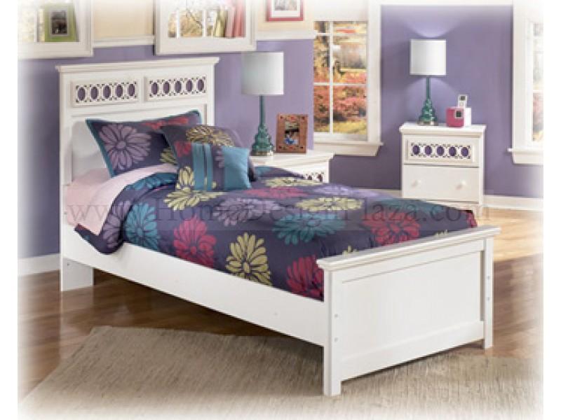 غرفة نوم باللون الأبيض للأطفال | المرسال