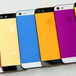 اللوان جذابة مع ابل ايفون 5 اس