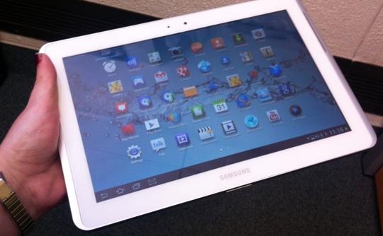 صور واسعار جهاز سامسونج جالكسي تاب Samsung Galaxy Tab 2 10.1