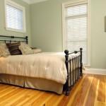 غرفة نوم ضيقة تقليدي