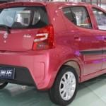 الاسطبات الخلفية للسيارة سوزوكي التو 2013