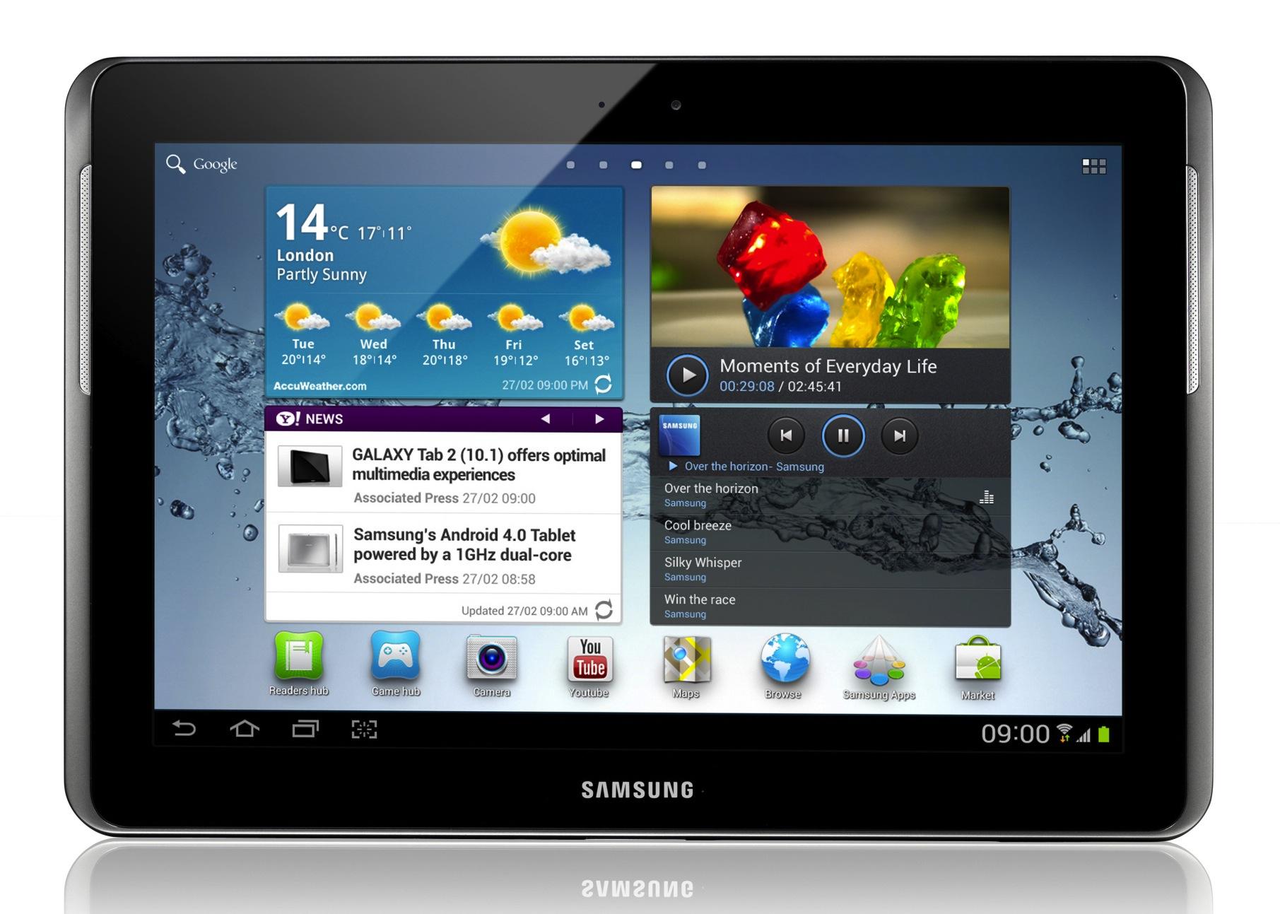 جهاز سامسونج جالكسي تاب Samsung Galaxy Tab 2 10.1