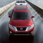 صور واسعار نيسان باثفانيدر 2014 Nissan Pathfinder