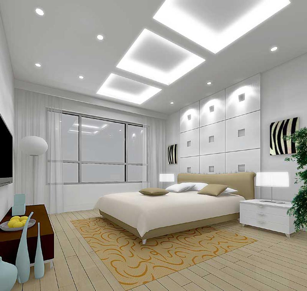 غرف نوم حديثة 2014