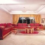 تصميم باللون الأحمر للمجالس المغربية - 28827