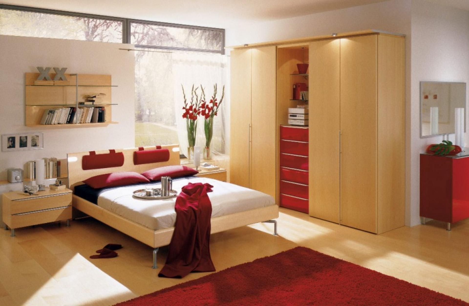 تصميم غرف نوم جميلة | المرسال
